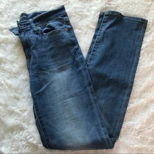 Lucky brand Brook straight jeans size 6/28